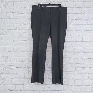 LOFT | Grey Julie Trouser Dress Pants Petite